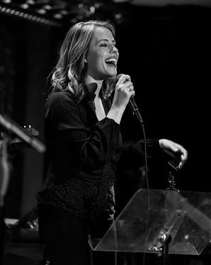 singing can be so fun 📸 @rebeccajmichelle