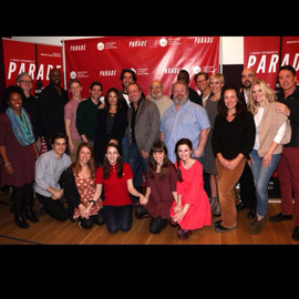 What an incredible cast of PARADE!
