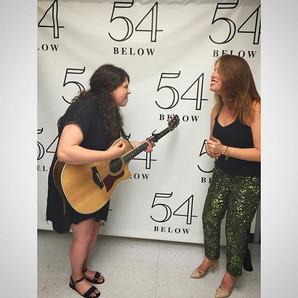 Kate Yeager 54 Below