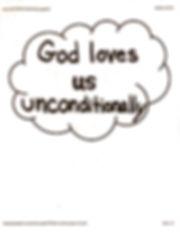 God Loves Bubble Activity.JPG