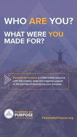 Powered by Purpose Ad
