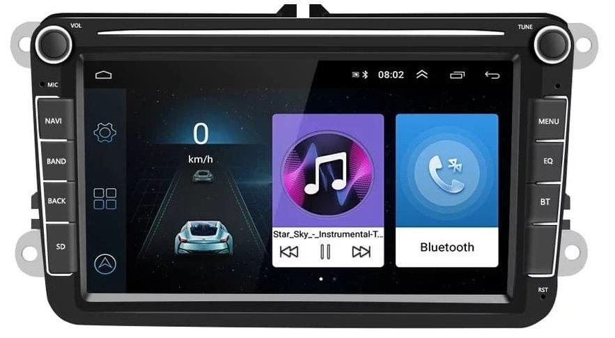 RADIO 2 DIN ANDROID VW GOLF V VI 5 6 PASSAT B6 B7 1G/16G