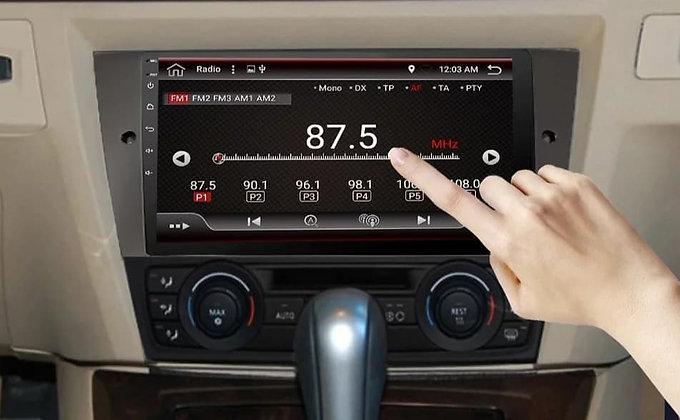 RADIO 2 DIN ANDROID BMW SERIA 3 E90 2005-2012