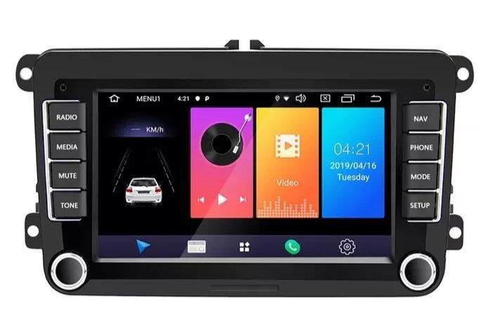 RADIO 2 DIN ANDROID VW GOLF V VI 5 6 PASSAT B6 B7 16GB