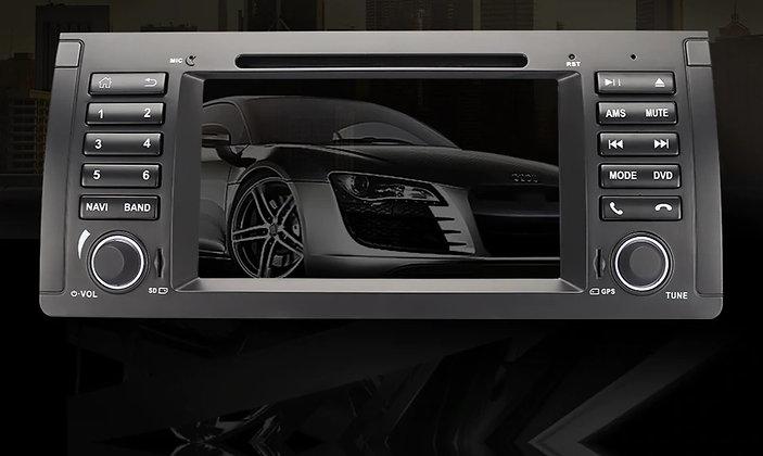 RADIO 2 DIN ANDROID BMW E53 E39 X5 4GB + DSP