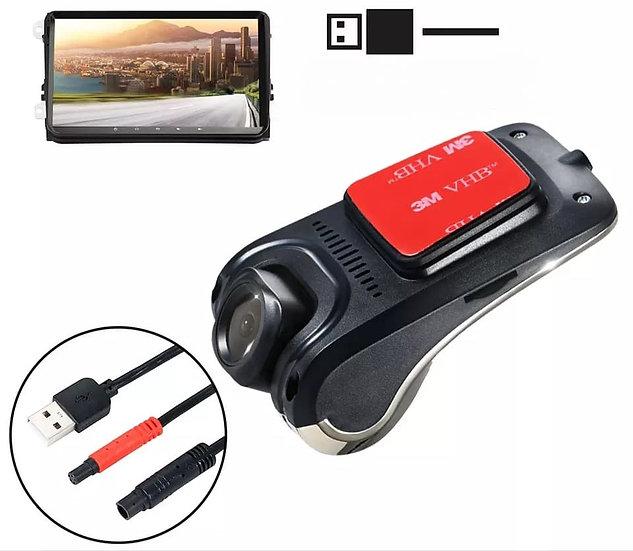 Rejestrator jazdy do radia z Android kamera DVR HD