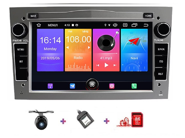 RADIO ANDROID OPEL ASTRA VECTRA CORSA 2GB + DSP