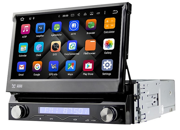RADIO SAMOCHODOWE 1 DIN ANDROID 9 4GB RAM WIFI