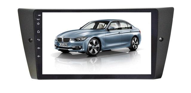 RADIO 2 DIN ANDROID BMW SERIA 3 E90 2005-2012 4GB