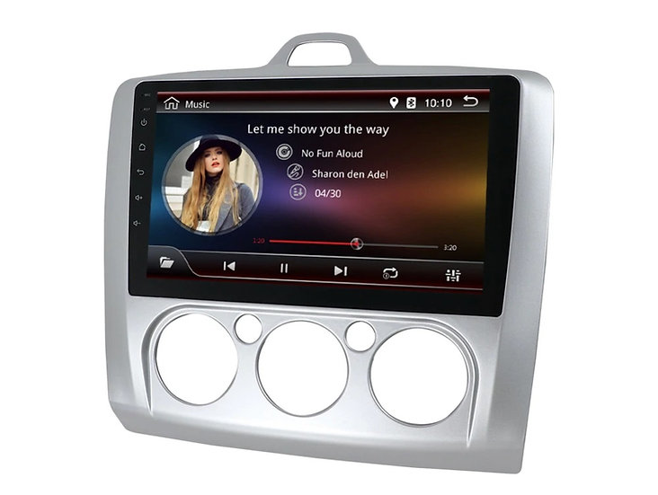 RADIO 2 DIN ANDROID FORD FOCUS 2 MK2 2004-2011 ZYCF2