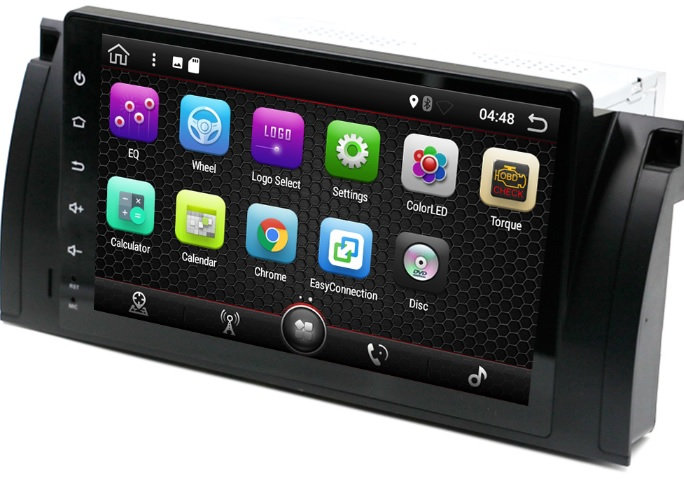 RADIO 2 DIN ANDROID BMW E39 M5 2GB