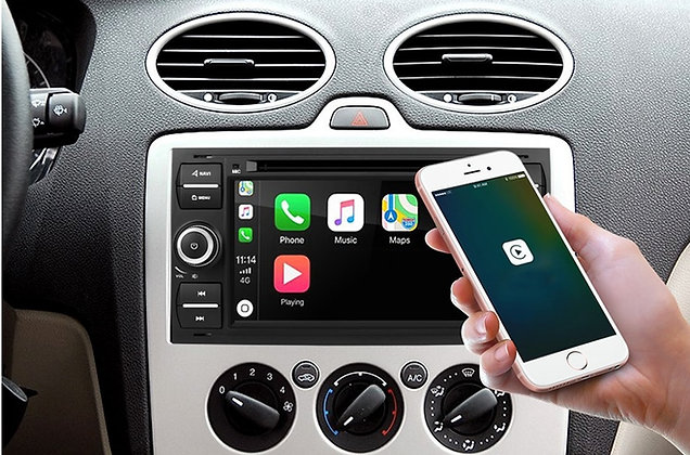 RADIO 2Din ANDROID FORD FOCUS MONDEO GALAXY WIFI