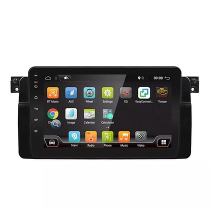 RADIO 2 DIN ANDROID BMW E46 M3 ROVER 75