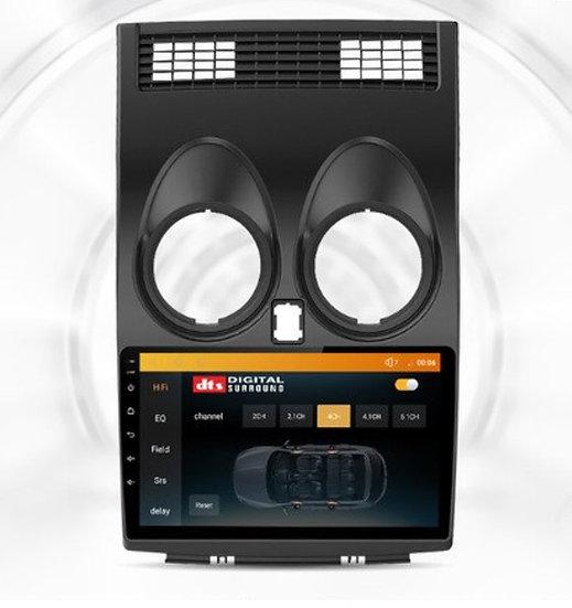 RADIO 2 DIN ANDROID NISSAN QASHQAI 2008-2015 4GB
