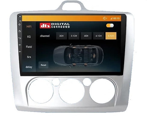 RADIO 2 DIN ANDROID FORD FOCUS 2 MK2 2004-2011 zyc4frm