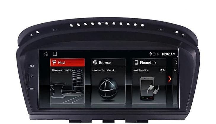 RADIO SAMOCHODOWE 2 DIN ANDROID BMW E60 E61 E62 E63 M5 2004-2010