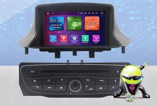 Radia 2 Din Android do Renault Megane PX5