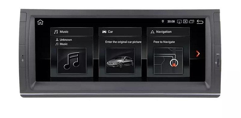 RADIO 2 DIN ANDROID BMW E53 E39 X5 LTE 4GB + DSP