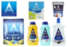 Astonish Creams, Liquids & Tablet Range.