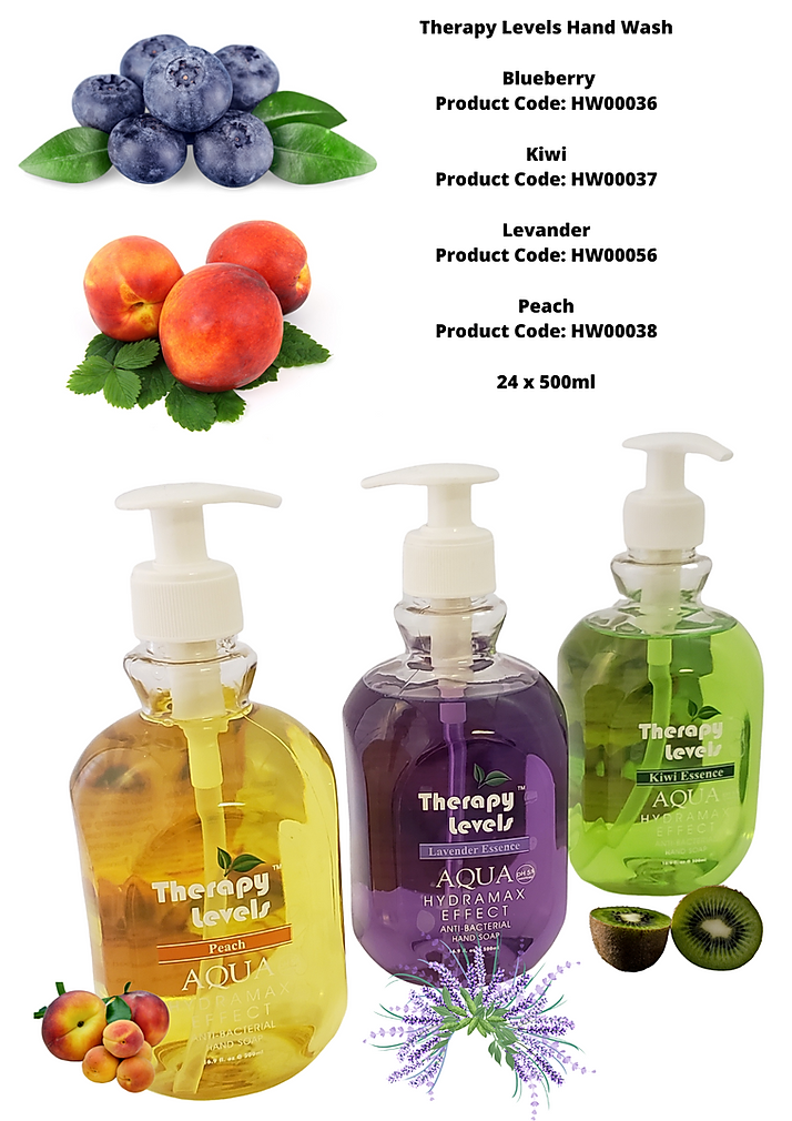 Therapy Levels Hand Wash