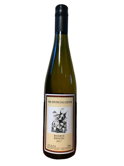 Divine Daughter Limited Release Reserve Riesling 2017