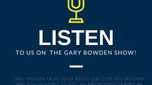 THE GARY BOWDEN SHOW | Interview about CODE RED with Rob Lambert
