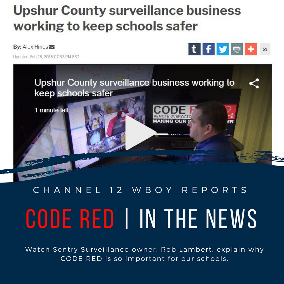 Upshur County surveillance business working to keep schools safer