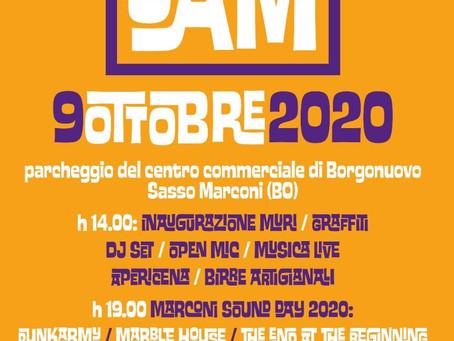 9/10 BORGONUOVO JAM - Centro Commerciale Borgonuovo