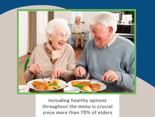 Top 4 Ways to Safely and Effectively Provide Meals to Senior Residents
