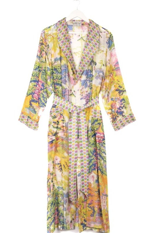 Summer China Tree Kimono