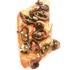 Sweet Jalapeño Salmon
