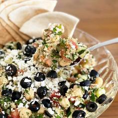 Tabbouleh de Quinoa con Feta