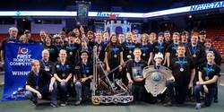 Midwest Regional FRC Champions