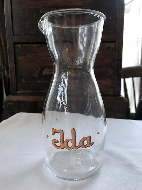 Ida 500ml Glass Carafe