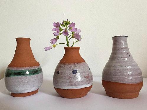 Giovanella Gaetani Earthenware Vase