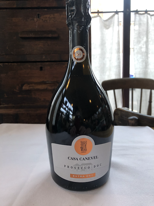 Casa Canavel Prosecco Extra Dry NV 75cl