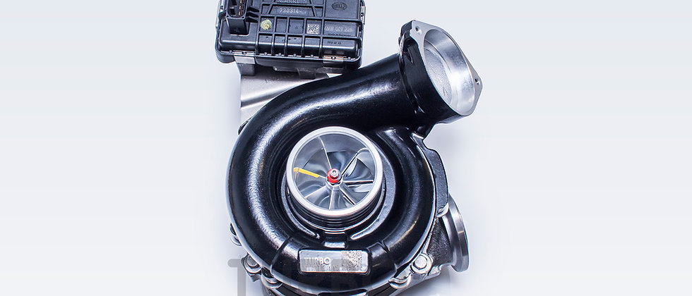 BMW M57N2 upgrade turbocharger
