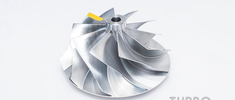 Billet Compressor Wheel for hybrid turbocharger (65.7 / 82.5mm)