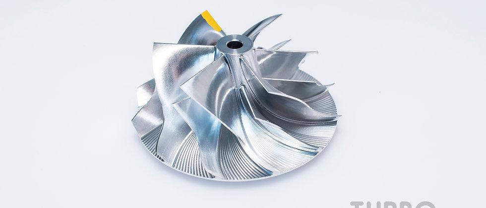 Billet Compressor Wheel for hybrid turbocharger (53.5 / 69mm)