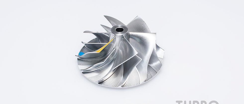 Billet Compressor Wheel for hybrid turbocharger (47 / 58mm)