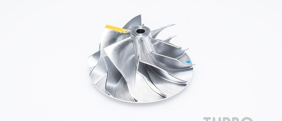 Billet Compressor Wheel for hybrid turbocharger (48 / 63mm)