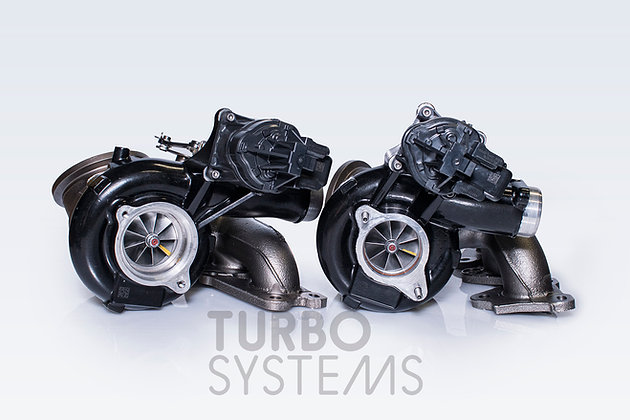 BMW M2 competition / M3 / M4 S55 Stage 1 upgrade turbochargers kit