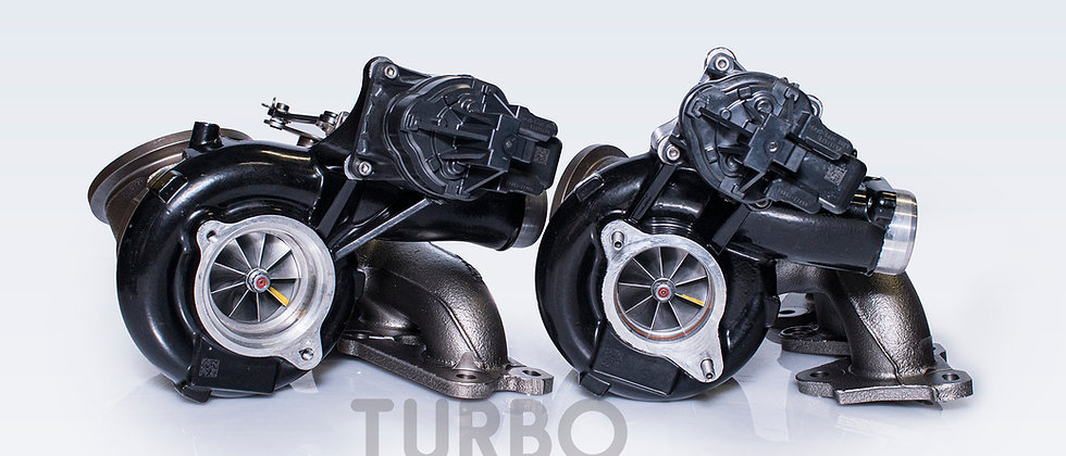 BMW M2 competition / M3 / M4 S55 upgrade turbochargers kit