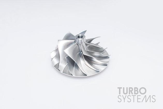 Billet Compressor Wheel for hybrid turbocharger (49 / 65.9mm)