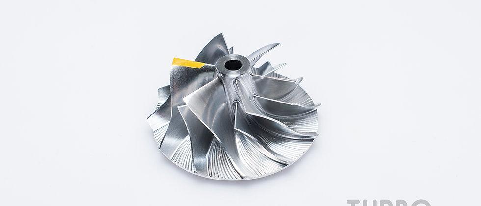 Billet Compressor Wheel for hybrid turbocharger (38.5 / 52.2mm)