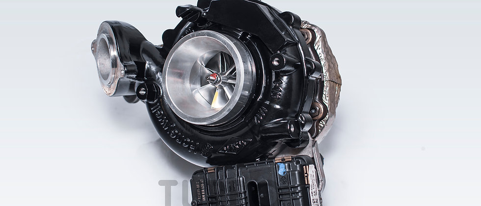 Audi / Volkswagen 3.0 TDI (from 2014) upgrade turbocharger