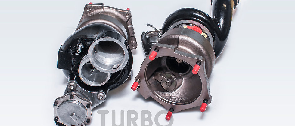 Porsche Cayenne upgrade turbochargers