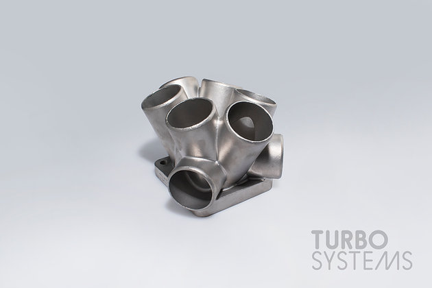6 cylinder turbo merge collector