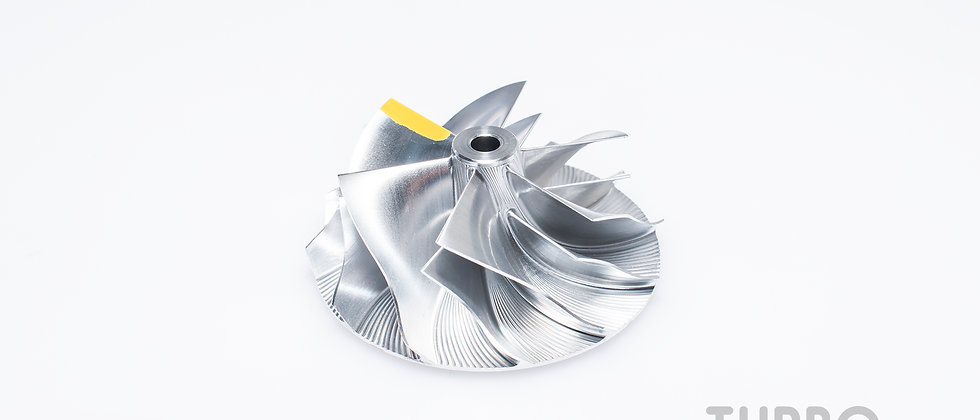 Billet Compressor Wheel for hybrid turbocharger (51 / 62mm)