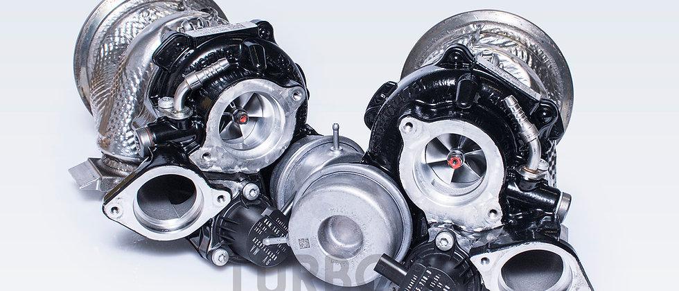 Audi RS4 / RS5 / Panamera S / Panamera 4S 2.9 TFSI upgrade turbochargers kit